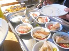 סינייה דג שלב 10 - ממש מכסים בטחינה